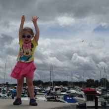 Queen of the Marina!
